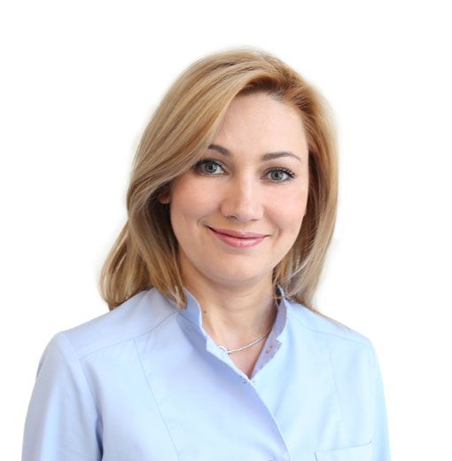 MILITSKAYA Natalya, Dental therapist, клиника ЕМС Москва