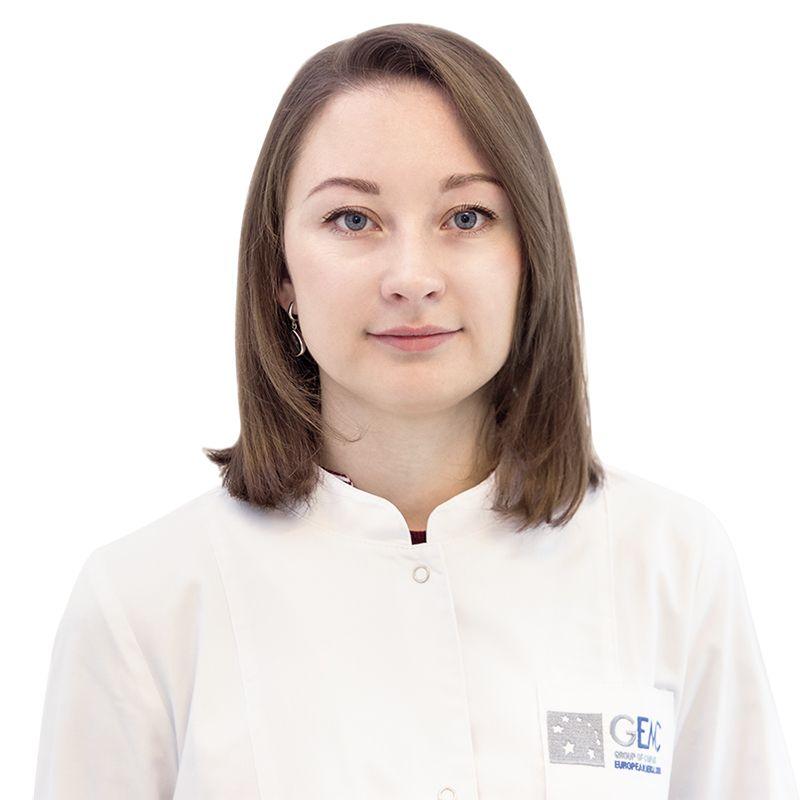 МИНЯЙЧЕВА Мария, Медицинский психолог, клиника ЕМС Москва