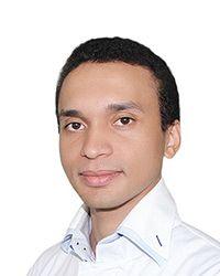 Мохамед Али Вуада - врач общей практики, хирург отделения скорой и неотложной помощи ЕМС. Госпитализация.