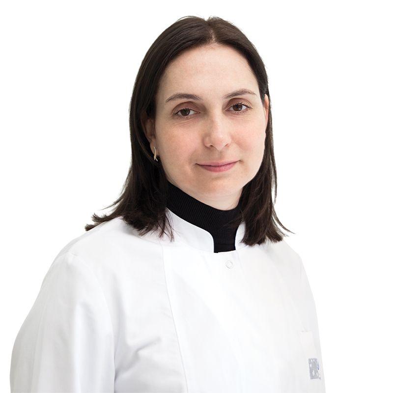 МОВИНА Лариса, Психиатр, психотерапевт, клиника ЕМС Москва