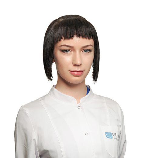 МУХИНА Мария, Медицинская сестра, клиника ЕМС Москва