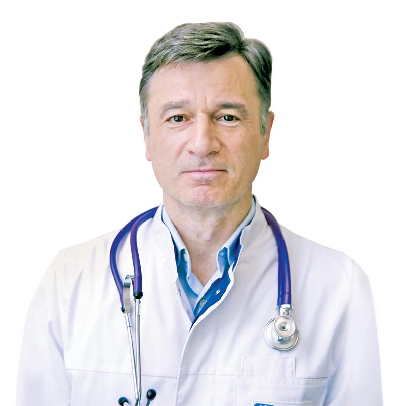 МУРАДОВ Сайяд, педиатр, к.м.н., клиника ЕМС Москва