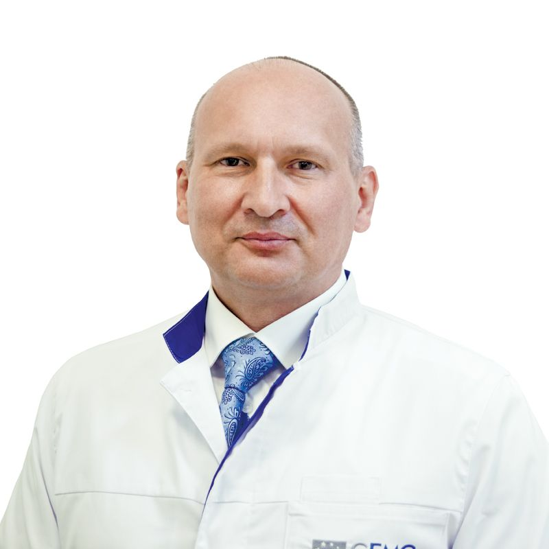 NAVROTSKY Victor, Obstetrician-gynecologist, surgeon, клиника ЕМС Москва