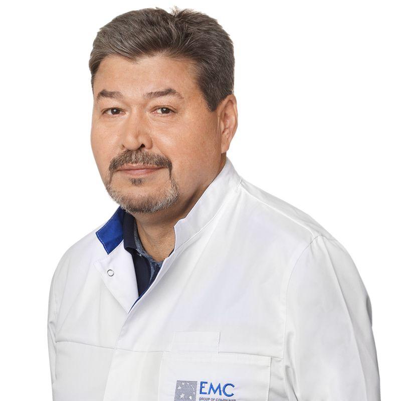GORBUNOV Andrey, Obstetrician-gynecologist, surgeon, PhD , клиника ЕМС Москва