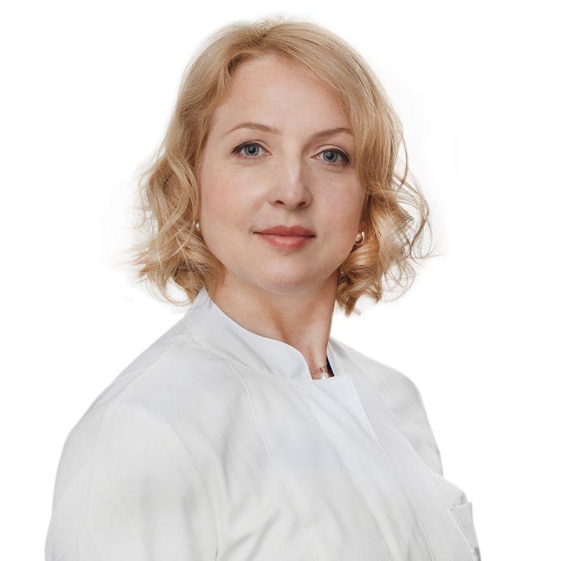 LISITSKAYA Natalia, Neonatologist, клиника ЕМС Москва