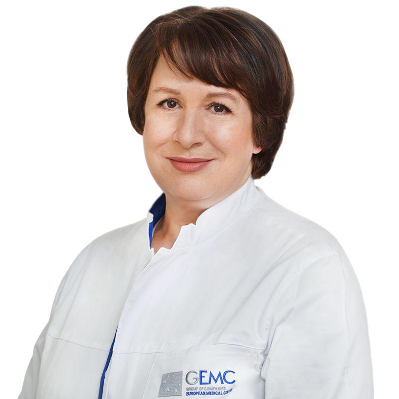 ШАРОВА Марина, Акушер-гинеколог, врач высшей категории, к.м.н., клиника ЕМС Москва