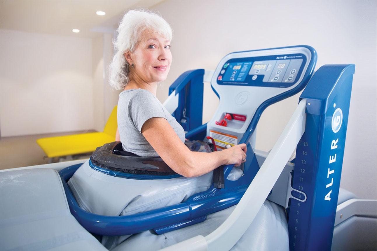 Беговая дорожка Antigravity Treadmill