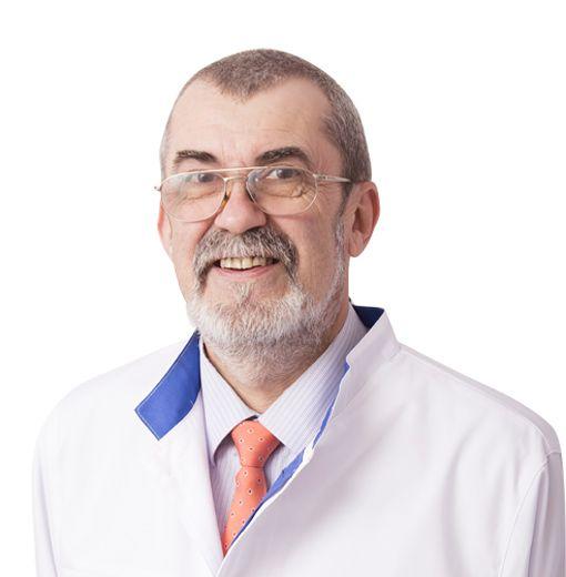 NIKIFOROV Vladimir, Infectious disease specialist, клиника ЕМС Москва