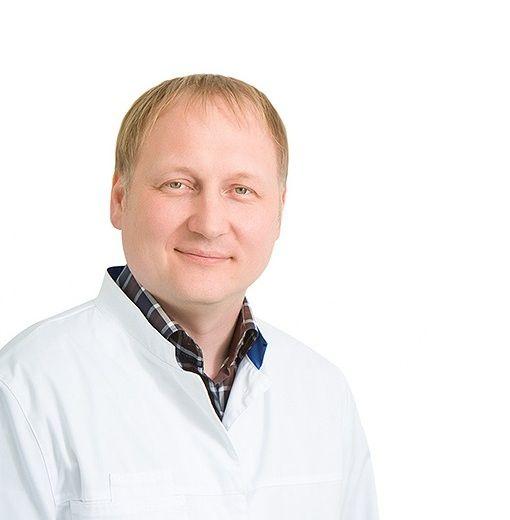 NIKITIN Nikolay, General practitioner, клиника ЕМС Москва