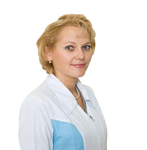 NOSAREVA Svetlana, Doctor of laboratory diagnostics, клиника ЕМС Москва