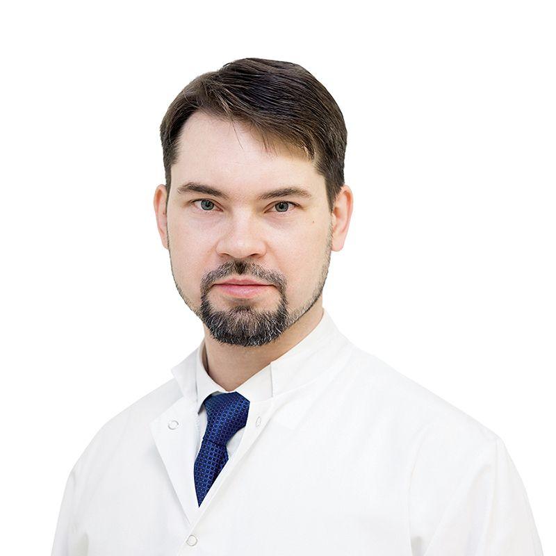NOVOZHILOV Nikita, Gastroenterologist, клиника ЕМС Москва