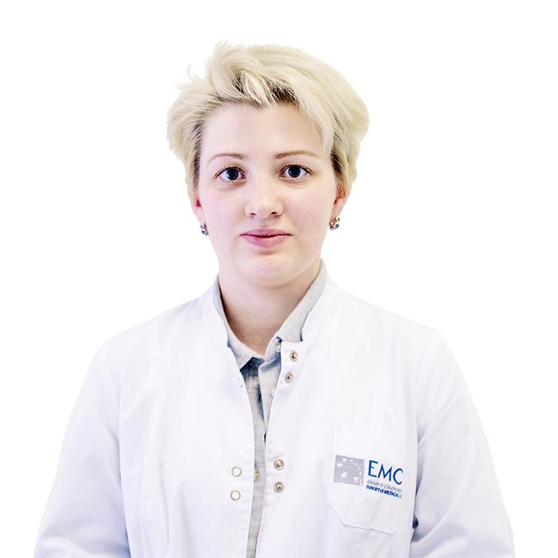ОРЛОВА Ольга, Психиатр, клиника ЕМС Москва