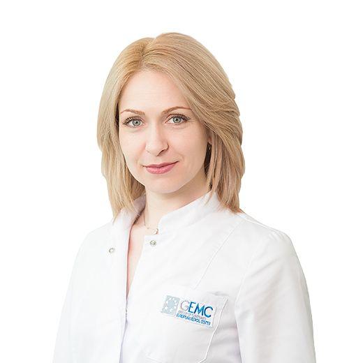 ОРУСХАНОВА Анна, Врач-радиотерапевт, клиника ЕМС Москва