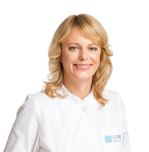ОСИПОВА Людмила, Педиатр, нефролог, клинический фармаколог, клиника ЕМС Москва