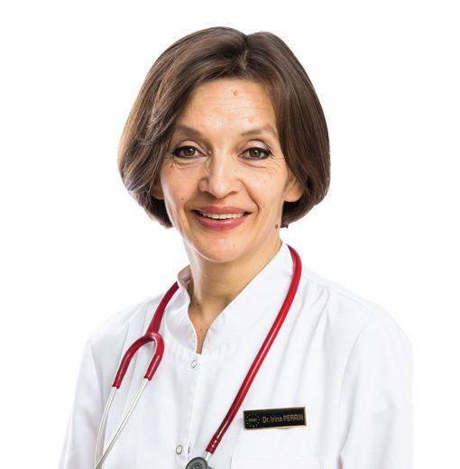 ПЕРРЭН Ирина, Педиатр, клиника ЕМС Москва