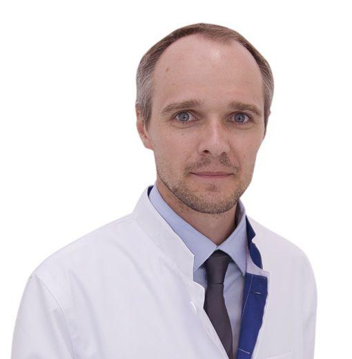 ПАПСУЕВ Олег, Врач-психиатр, клиника ЕМС Москва