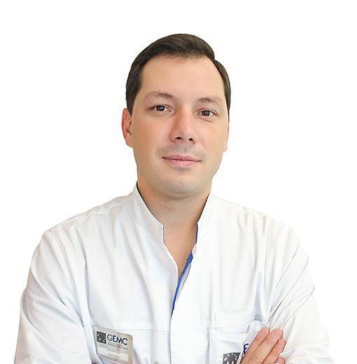 PAVLOV Maksim, Anesthesiologist, клиника ЕМС Москва
