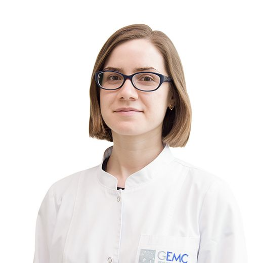 PERKHUROVA Julia, Doctor of Clinical Laboratory Diagnostics, клиника ЕМС Москва