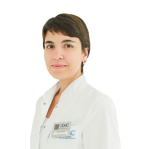 PETROSYAN Anna, Functional diagnostic practitioner, клиника ЕМС Москва