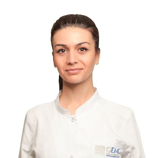 ЗОТОВА (ПОЦХВЕРАШВИЛИ) Марина, Медицинская сестра, клиника ЕМС Москва