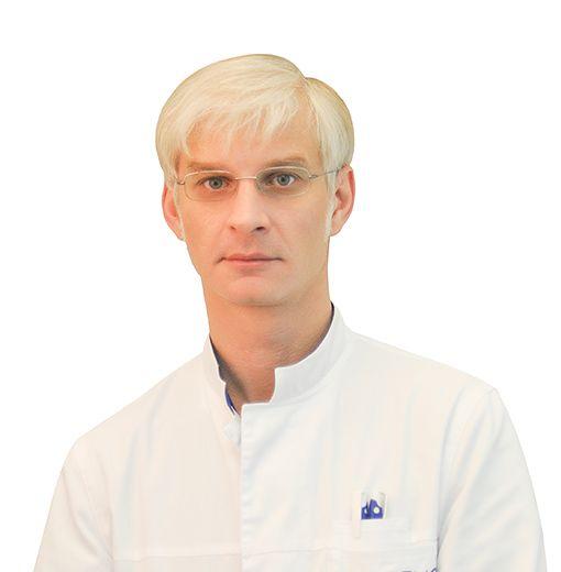 ПОЛИЩУК Андрей, Врач анестезиолог-реаниматолог, клиника ЕМС Москва