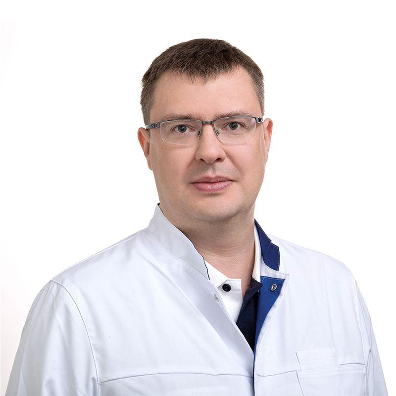 ПОЛЯКОВ Николай, Акушер-гинеколог, клиника ЕМС Москва