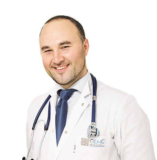 POPOV Daniil, Family doctor, General practitioner, клиника ЕМС Москва