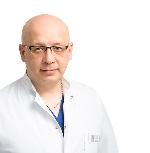 POPOV Vladimir, Ultrasound diagnostics doctor, клиника ЕМС Москва