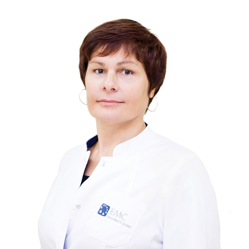 ПОПОВА Ирина, Педиатр, гастроэнтеролог, клиника ЕМС Москва