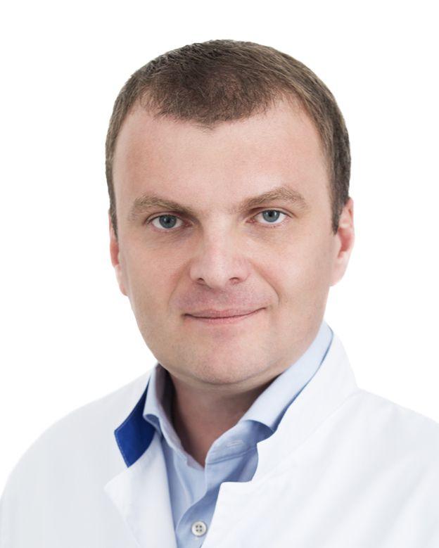 ГЕРИЧ Андрей, Уролог, андролог, клиника ЕМС Москва