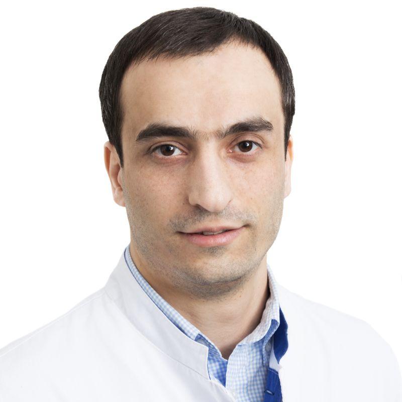ТЕДЕЕВ Рустам, Уролог, андролог, клиника ЕМС Москва