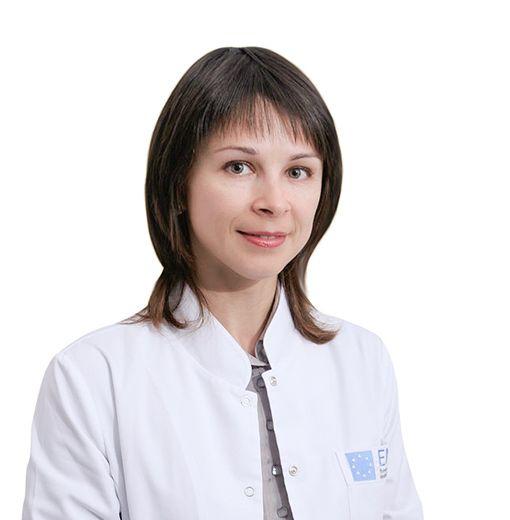 ROMANOVA Olga, Otolaryngologist, клиника ЕМС Москва