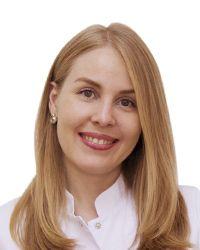 Рощектаева Юлия - детский оториноларинголог, к.м.н.