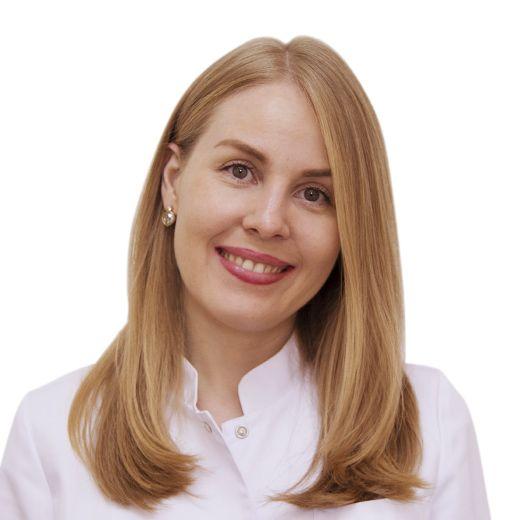 РОЩЕКТАЕВА Юлия, Оториноларинголог, клиника ЕМС Москва