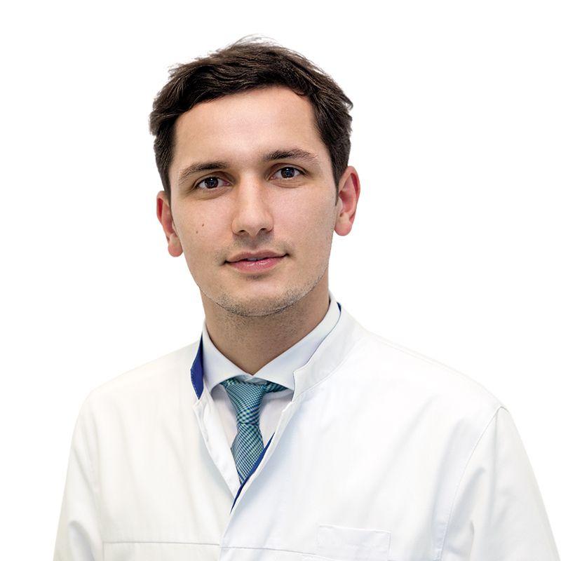 РУБАНОВ Валентин, Уролог, к.м.н. , клиника ЕМС Москва