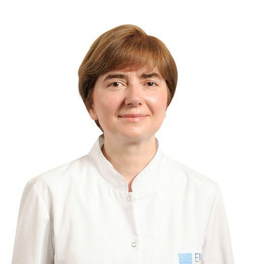 RUSS Irina, Endocrinologist, Dietologist, клиника ЕМС Москва