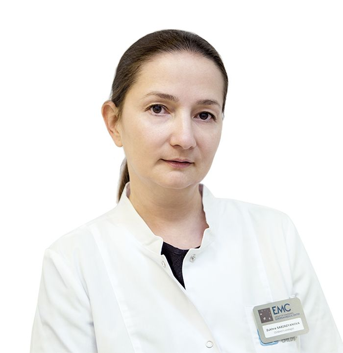 SABIRZYANOVA Zukhra, Children's urologist-andrologist, surgeon, клиника ЕМС Москва