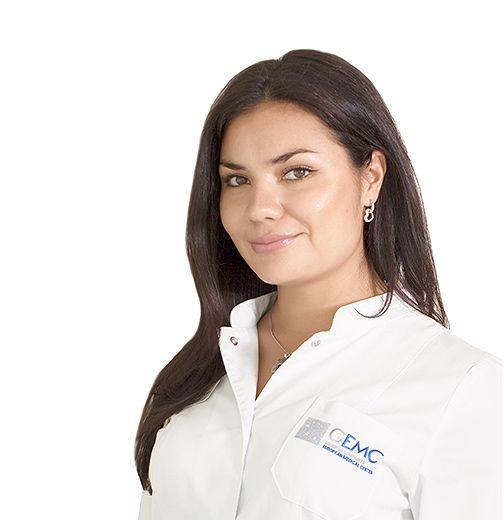 SADRETDINOVA Rimma, Doctor on duty, therapist, клиника ЕМС Москва