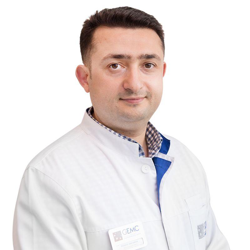 САФАРОВ Первиз, Врач анестезиолог-реаниматолог, клиника ЕМС Москва