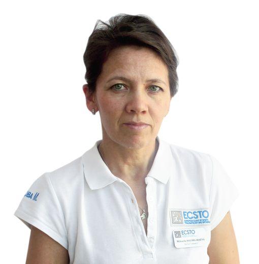 САЛИМГАРАЕВА Милеуша, Медицинская сестра отделения реабилитации, клиника ЕМС Москва