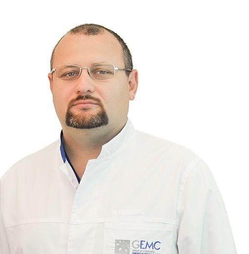 SAVCHENKO Maksim, Anesthesiologist, клиника ЕМС Москва