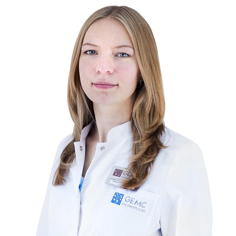 SEMEONUSHKOVA Alina, Doctor of ultrasound diagnostics, клиника ЕМС Москва