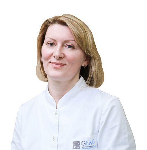SEMITKO Anna, Ophthalmologist, клиника ЕМС Москва