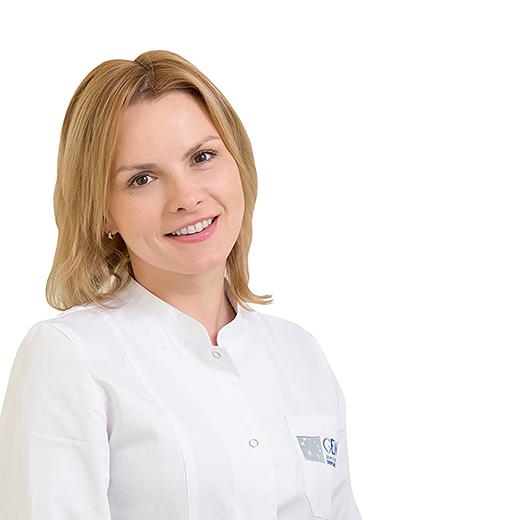 ШАЛИМОВА Инесса, Врач ультразвуковой диагностики, клиника ЕМС Москва
