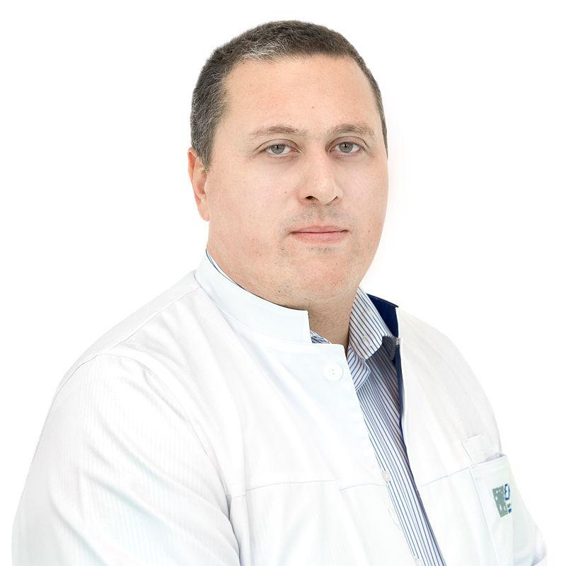 SHALLALI Maxime, traumatologist-orthopedist, spine disorders specialist, клиника ЕМС Москва