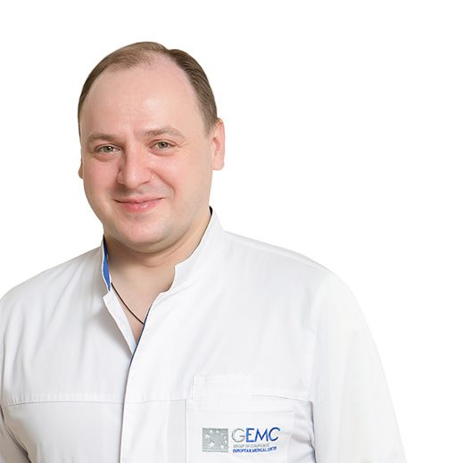 SHCHEPETKOV Andrey, Anesthesiologist, клиника ЕМС Москва