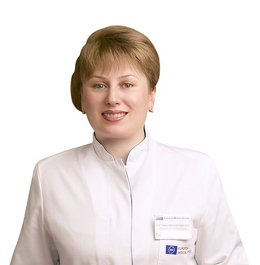 ШПАЧЕНКО Виктория, Акушер-гинеколог, клиника ЕМС Москва