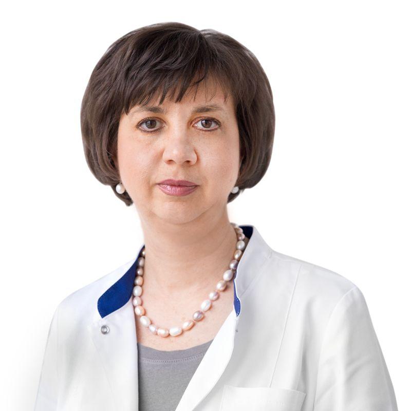 ШУБИНА Анна, Гематолог, клиника ЕМС Москва