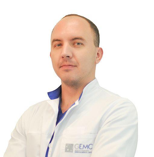 ШУМОВ Игорь, Врач анестезиолог-реаниматолог, клиника ЕМС Москва