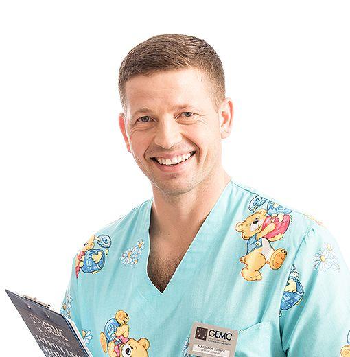 СИДНЕВ Александр, Хирург, клиника ЕМС Москва